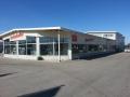Nyinstallation av försäljningslokal och verkstad dåvarande Dahqvist bil nuvarande Interkakel