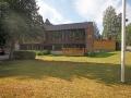 Prästgårdsallen, Ombyggnation av kyrka till lägenheter